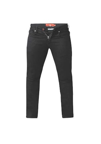 Duke Clothing Stretch-Jeans »Herren Claude, Tapered Fit, King Size« kaufen