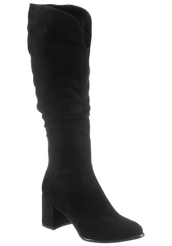 MARCO TOZZI Stiefel, mit Raffungen am Schaft kaufen