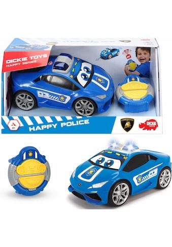 "Dickie Toys RC - Auto ""IRC Happy Lamborghini Huracan Police"" kaufen"