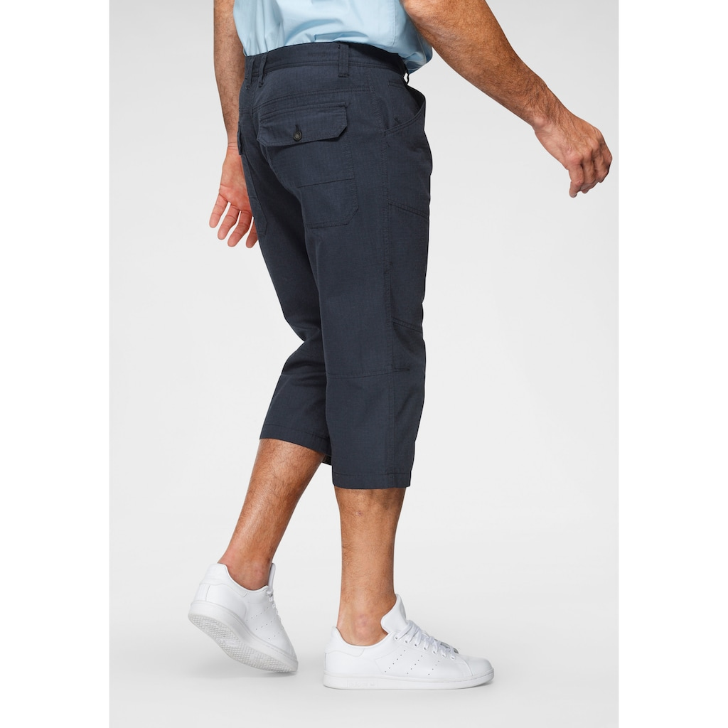 Man's World 3/4-Hose »Man's World Cargobermudas«