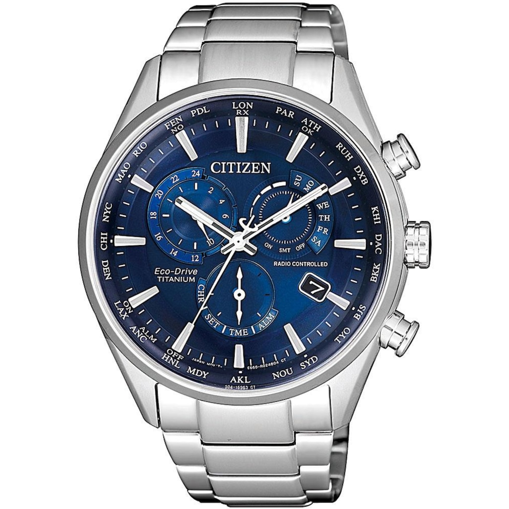 Citizen Funkchronograph »CB5020-87L«