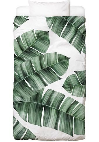 Juniqe Bettwäsche »Tropical No. 8«, In vielen weiteren Designs erhältlich kaufen