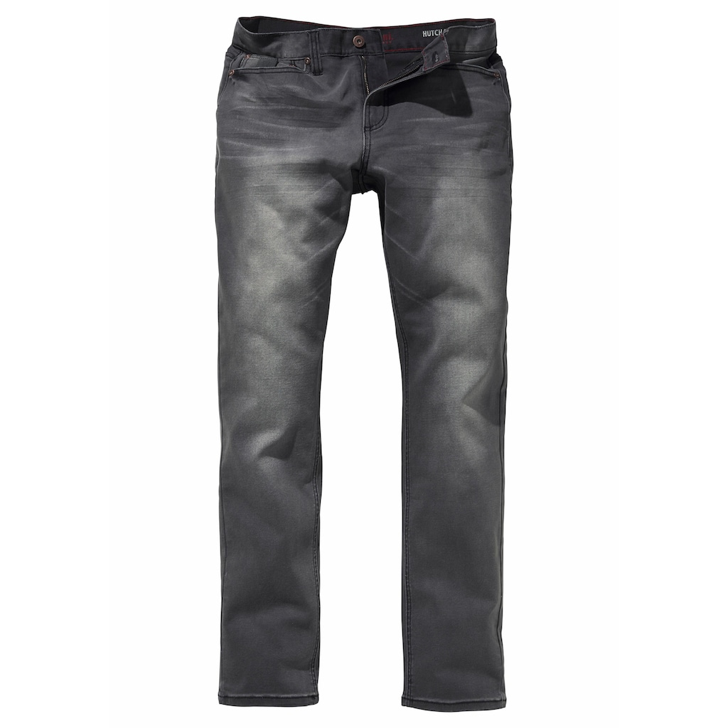 Bruno Banani Straight-Jeans »Hutch«