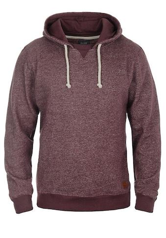 Blend Kapuzenpullover »Morance«, Kapuzensweatshirt mit abgesetzten Ärmelbündchen und Saum kaufen
