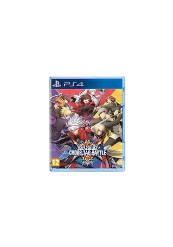 PQube Spiel »BlazBlue Cross Tag Battle«, PlayStation 4, Standard Edition kaufen