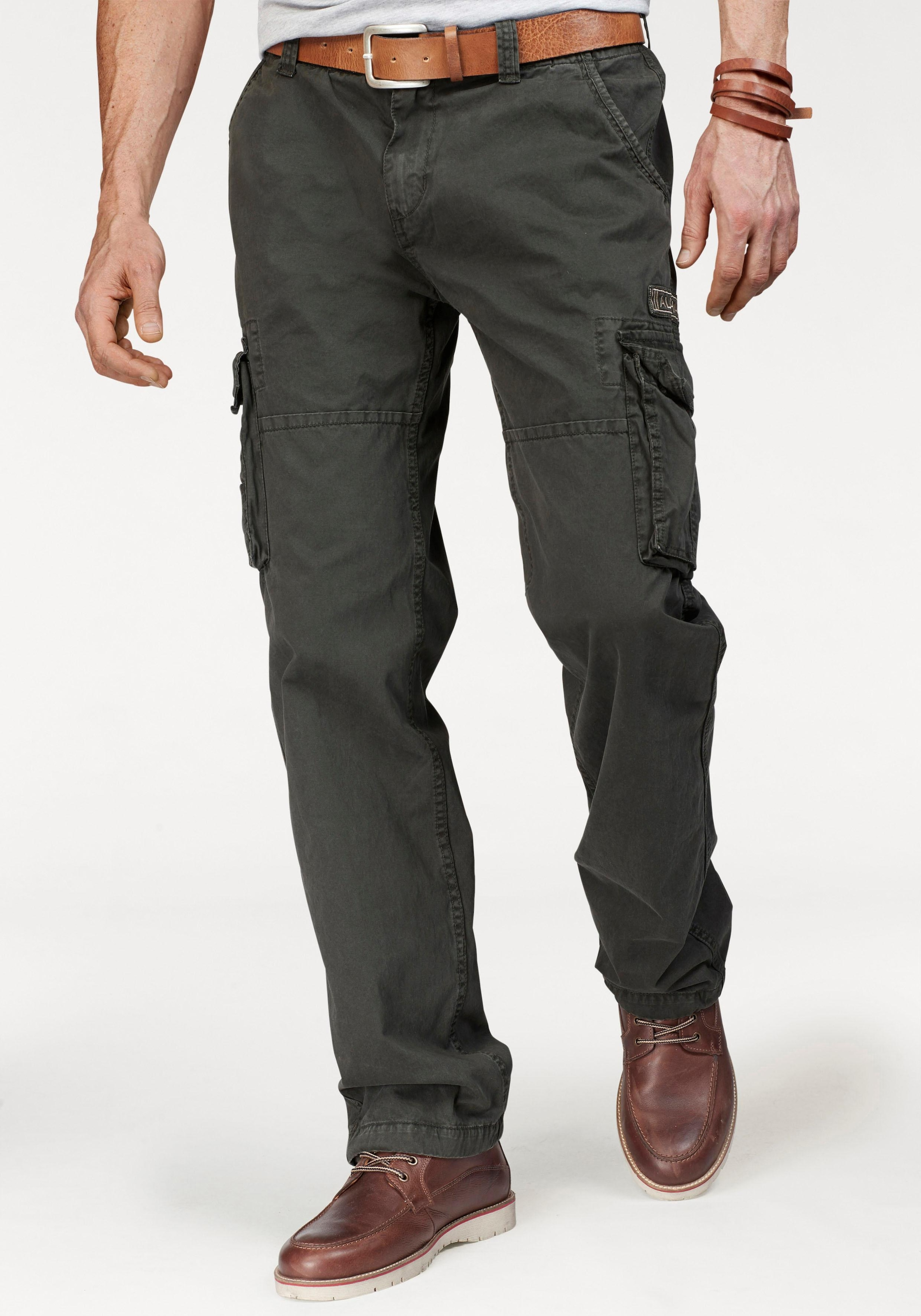 Image of Alpha Industries Cargohose »Jet Pant«