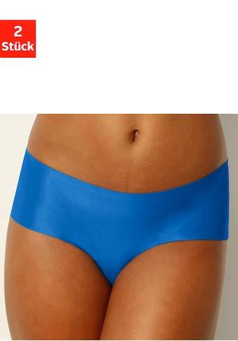 LASCANA Panty »Seamless«, (Packung, 2 St., 2er-Pack), mit flachen Kanten kaufen
