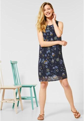 Cecil Sommerkleid, mit Raffung am Ausschnitt kaufen