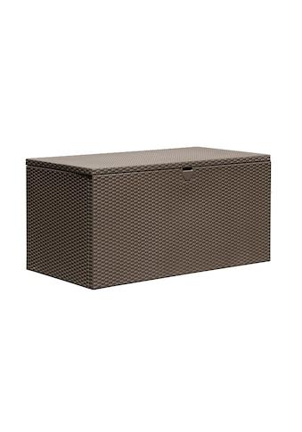 SPACEMAKER Gartenbox »133x70x65 cm Metall, espresso« kaufen