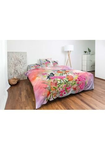 Nobilium Bettbezug »Parrots«, (1 St.) kaufen
