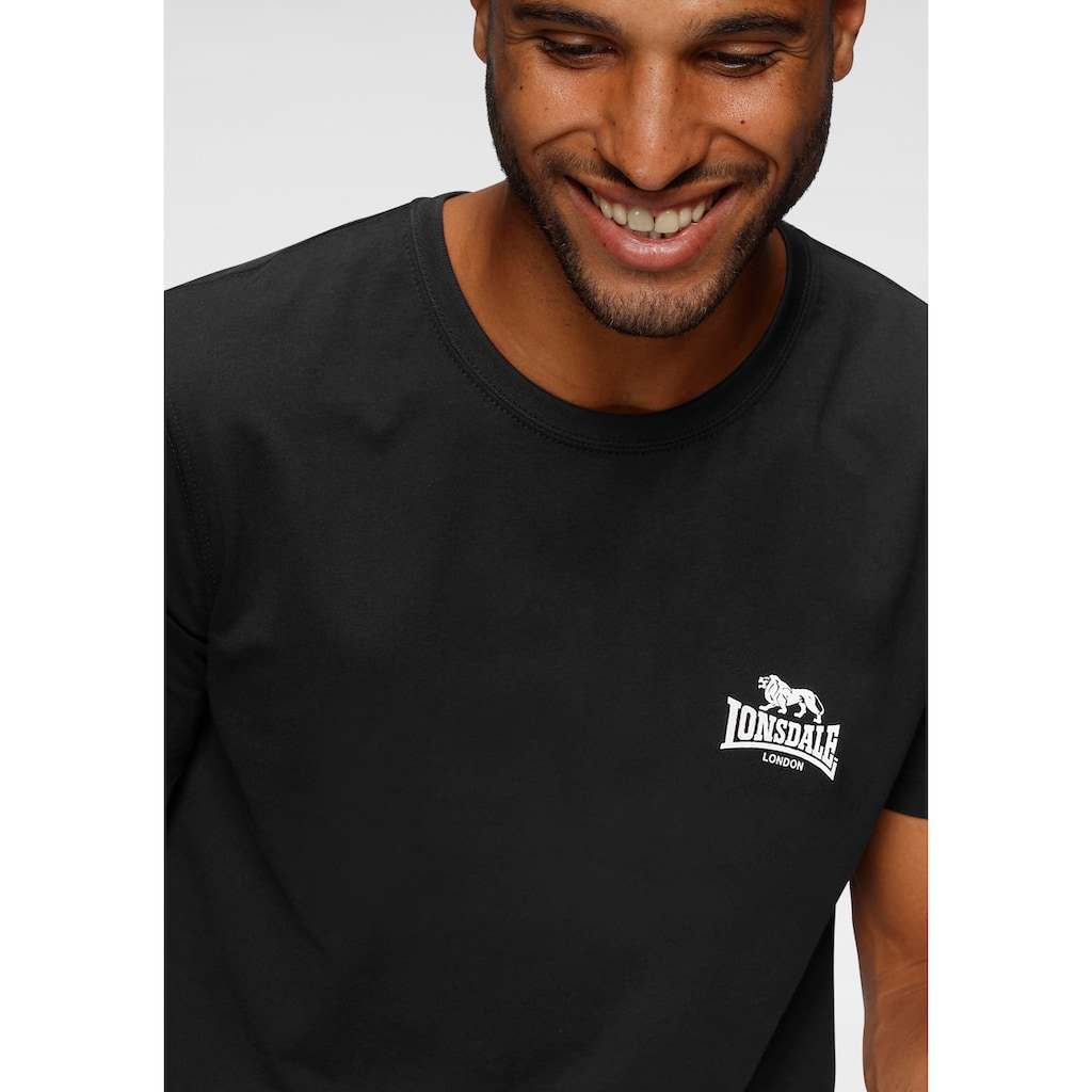 Lonsdale T-Shirt »SUSSEX-TORBAY«