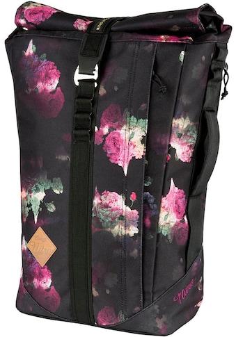 NITRO Freizeitrucksack »Scrambler, Black Rose«, mit Laptopfach kaufen