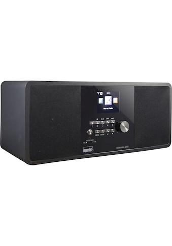 DAB + Radio, Imperial, »Dabman i250 Schwarz Schwarz« kaufen
