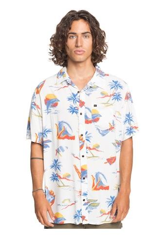 Quiksilver Kurzarmhemd »Sun Damage« kaufen