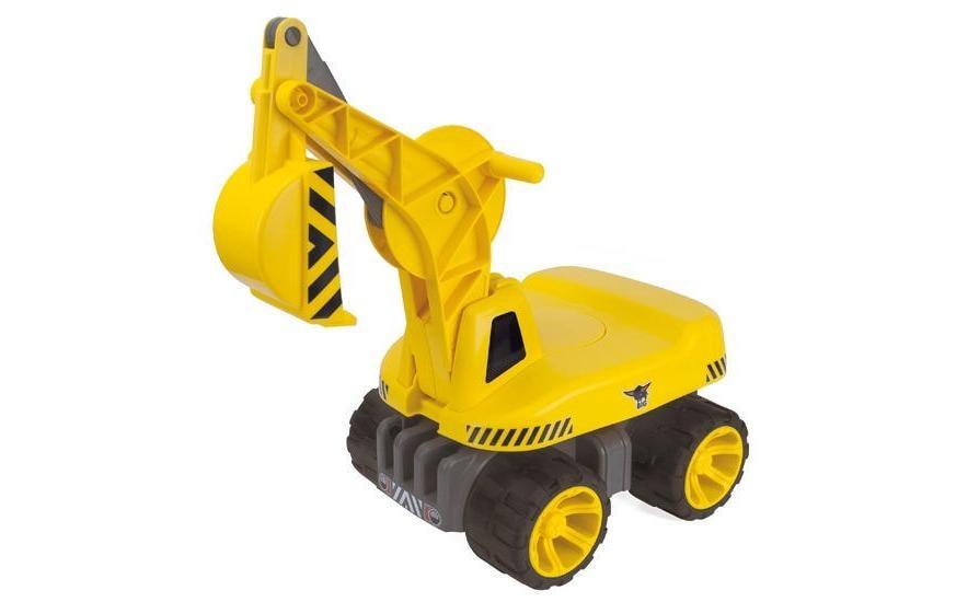 Image of Baustellenfahrzeug, BIG, »Power-Worker Maxi-Digger«