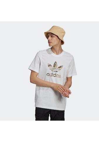 adidas Originals T-Shirt »CAMO TREFOIL« kaufen
