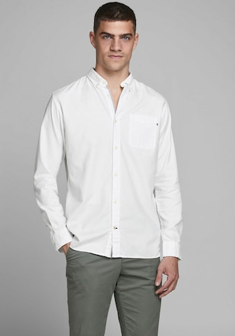 Jack & Jones Langarmhemd »CLASSIC SOFT OXFORD SHIRT« kaufen