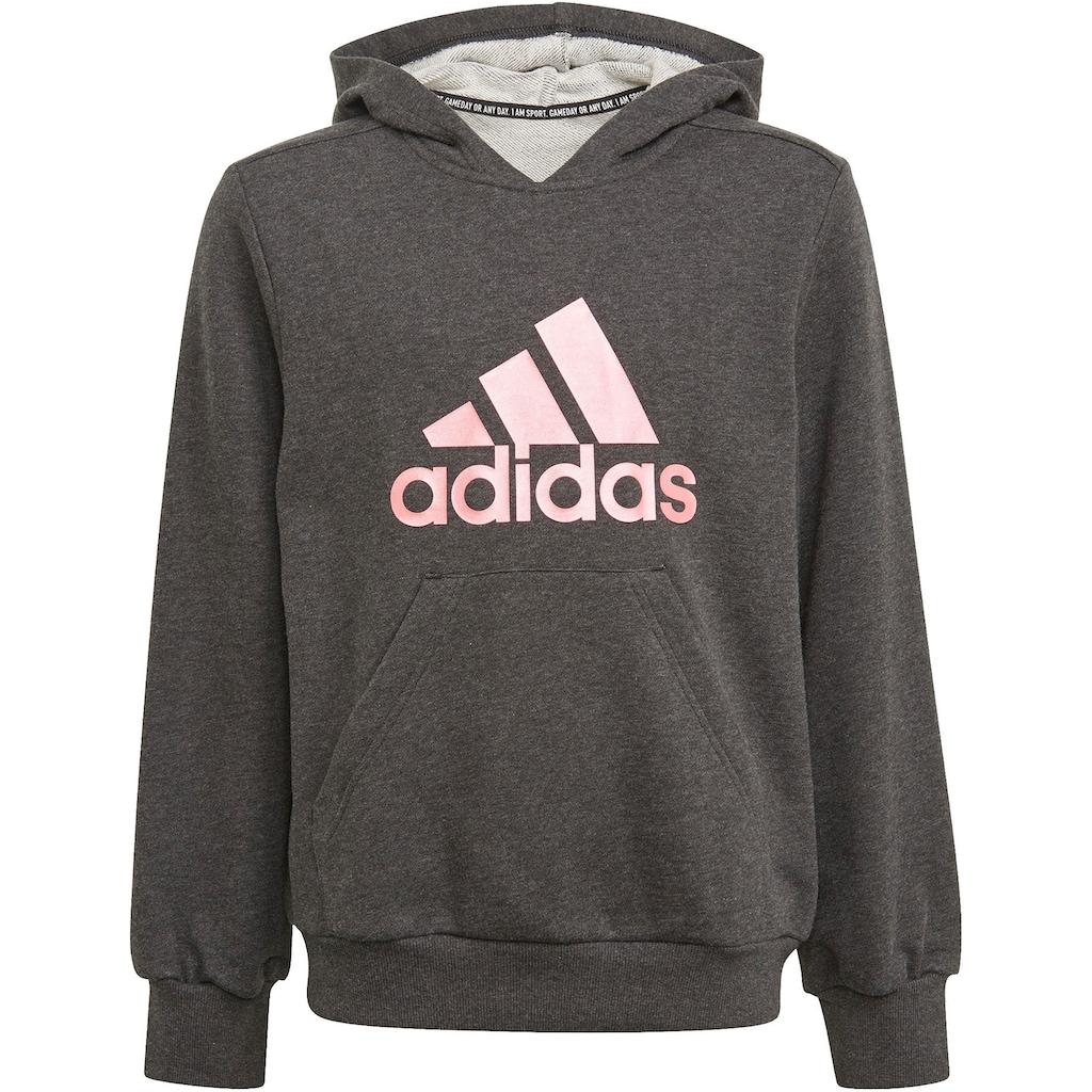 adidas Performance Kapuzensweatshirt »GIRLS BATCH OF SPORTS HOODIE«