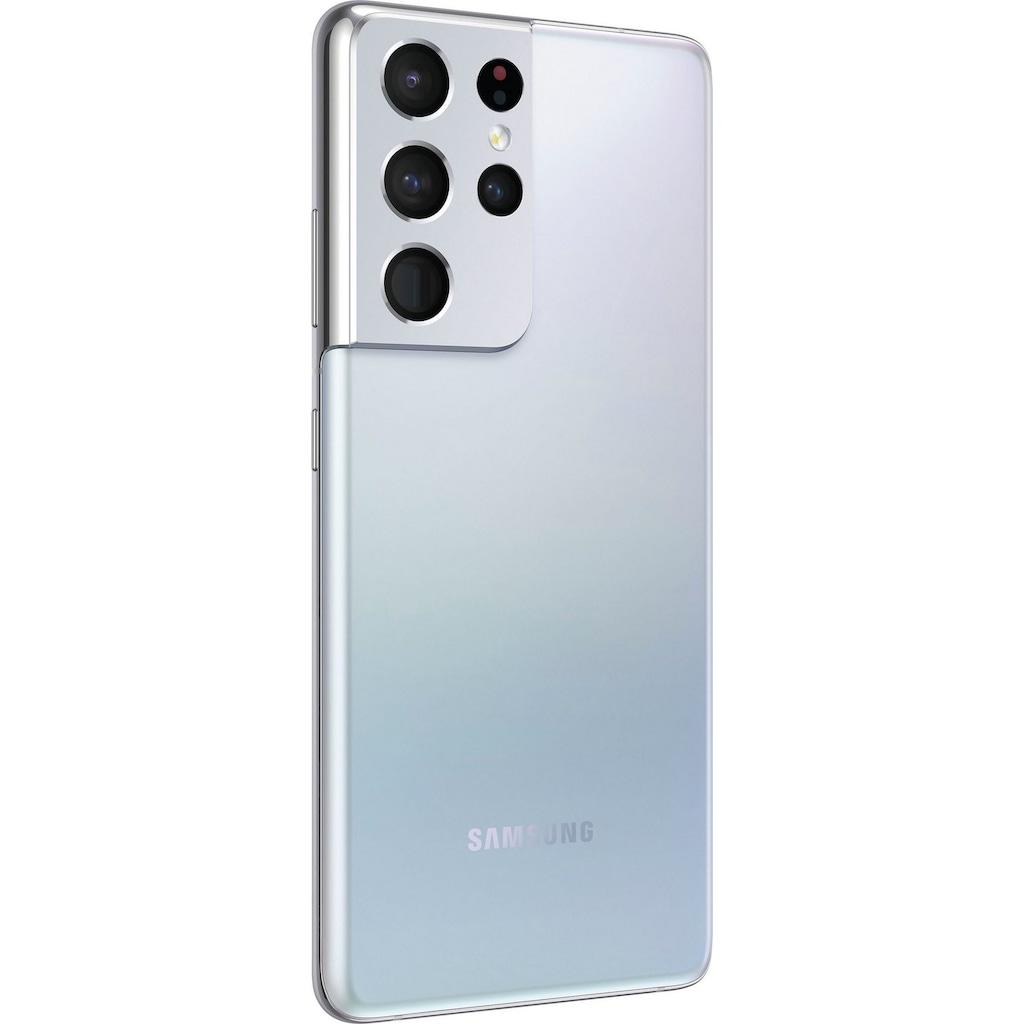 "Samsung Smartphone »Samsung Galaxy S21 Ultra«, (17,3 cm/6,8 "", 128 GB Speicherplatz, 108 MP Kamera)"