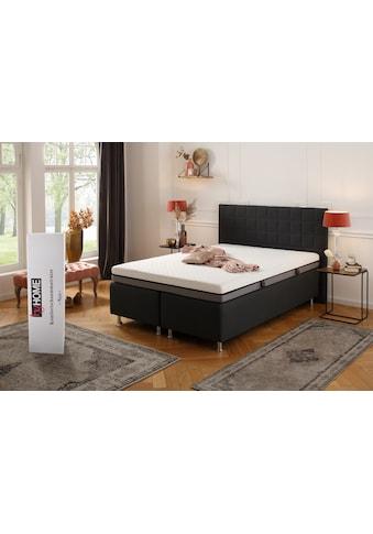 my home Komfortschaummatratze »Neo«, (1 St.), Wendematratze mit zwei unterschiedlich... kaufen