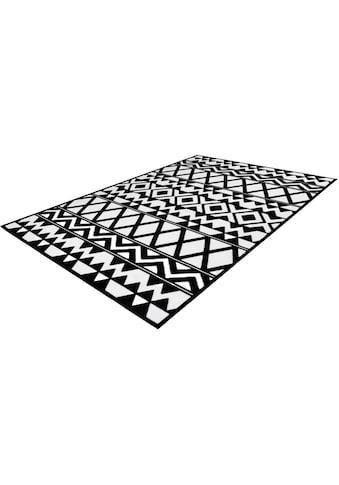 Kayoom Teppich »Esperanto 725«, rechteckig, 10 mm Höhe, Wohnzimmer kaufen