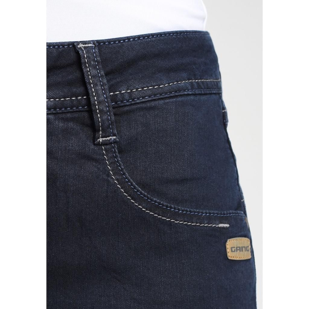 GANG Relax-fit-Jeans »Amelie«, mit doppelter rechter Gesässtasche