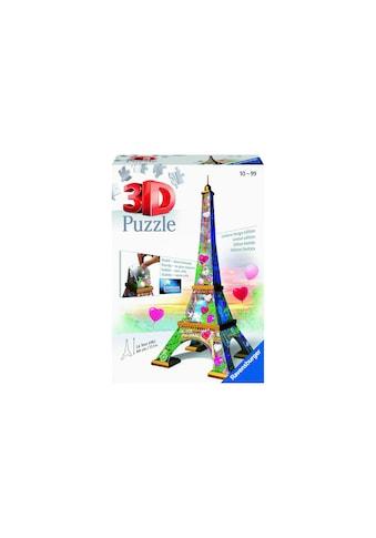 Ravensburger Puzzle »Eiffelturm Love Edition«, (216 tlg.), 3D-Effekt kaufen