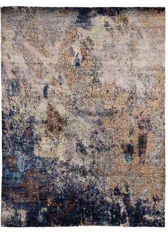 OCI DIE TEPPICHMARKE Teppich »Signature Awaro«, rechteckig, 4 mm Höhe, handgeknüpft,... kaufen