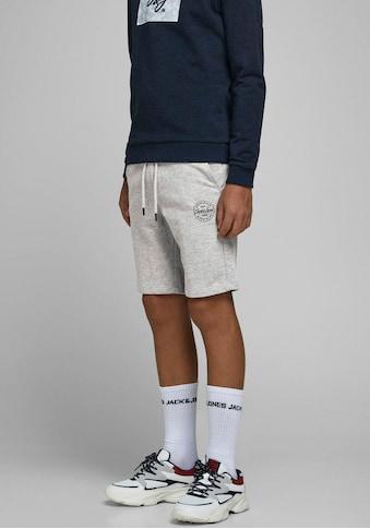 Jack & Jones Junior Sweatbermudas »Schlupfform« kaufen