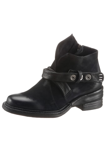 A.S.98 Bikerboots »MIRACLE«, im coolen Used Look kaufen