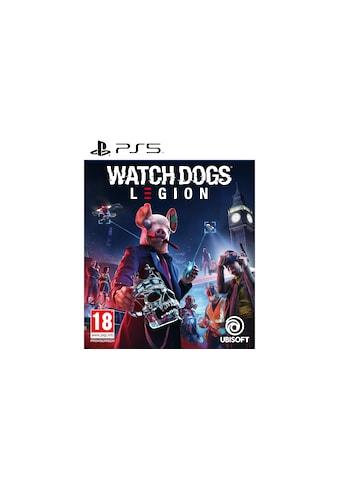 UBISOFT Spiel »Watch Dogs: Legion«, PlayStation 5 kaufen