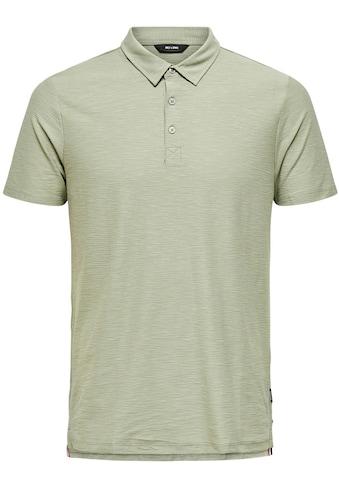 ONLY & SONS Poloshirt »ILKAS« kaufen