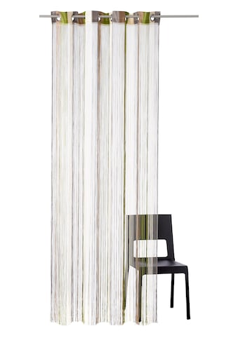 Fadenvorhang, »Fao«, my home, Ösen 1 Stück kaufen