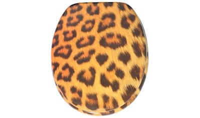 Sanilo WC-Sitz »Leopardenfell« kaufen