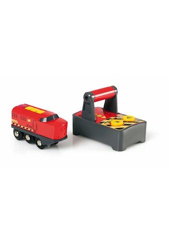 BRIO® Spielzeug-Lokomotive »IR-Frachtlok« kaufen