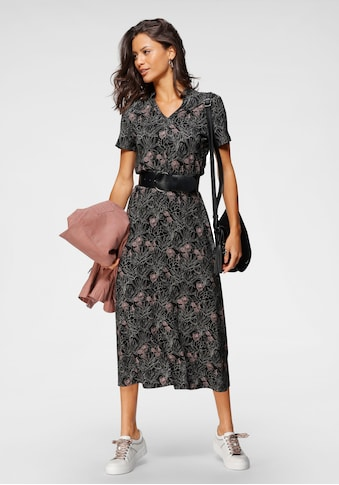 Laura Scott Jerseykleid, in modischer Midi-Länge kaufen