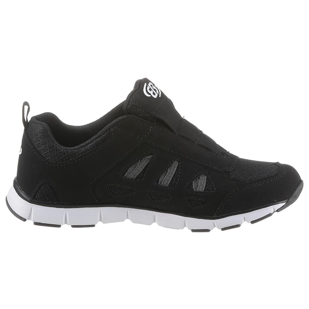 BRÜTTING Slip-On Sneaker »Spiridon Fit Slip On«, zum Schlupfen mit Gummzügen