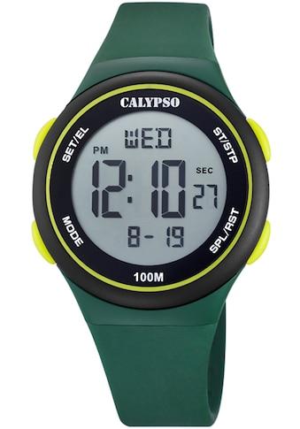CALYPSO WATCHES Digitaluhr »Color Splash, K5804/1« kaufen