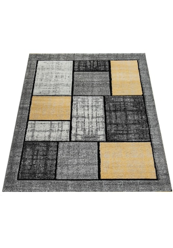 Teppich, »Pattern 125«, Paco Home, rechteckig, Höhe 18 mm, maschinell gewebt kaufen