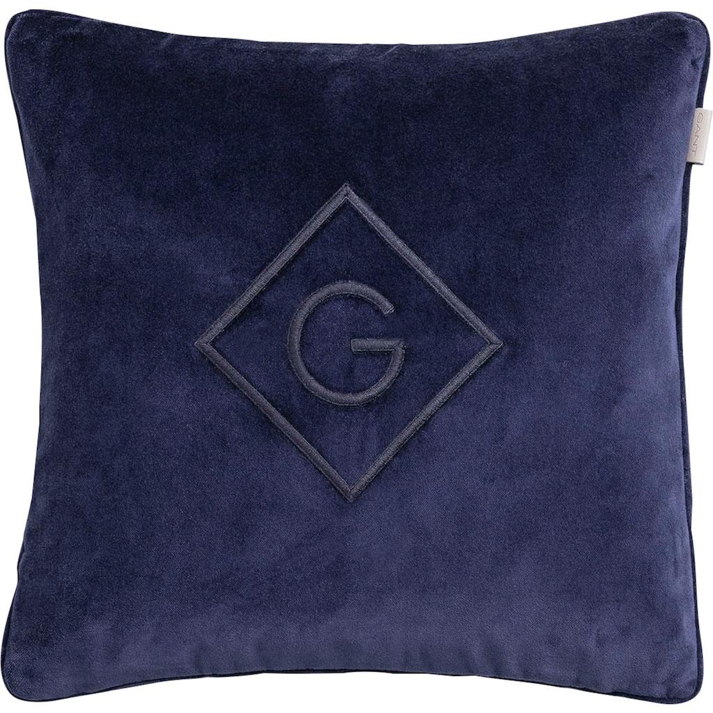Gant Kissenhülle »Velvet G«, (1 St.)