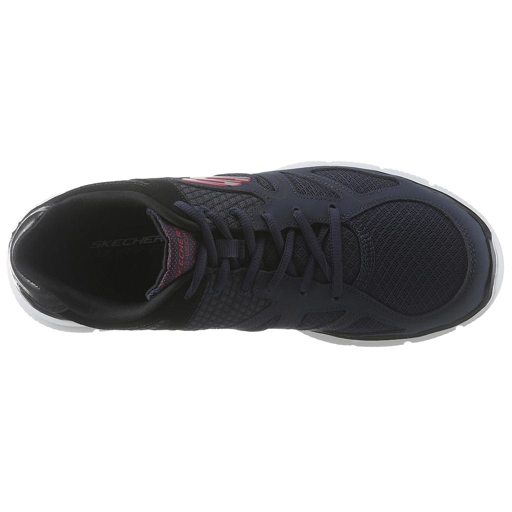 Skechers Sneaker »Verse«, mit komfortabler Memory Foam-Ausstattung
