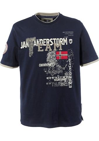 Jan Vanderstorm T - Shirt »SÖLVE« kaufen