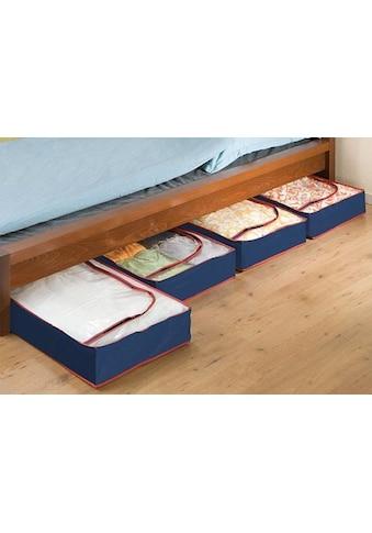 WENKO Unterbettkommode (Set, 4 Stück) kaufen