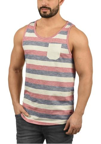 Solid Tanktop »Whicco«, ärmelloses Shirt mit Streifen kaufen