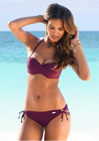 LASCANA Bikini-Hose »Italy«, mit seitlichen Bindebändern kaufen