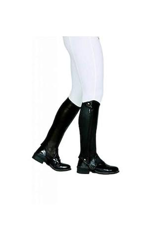 Dublin Beinstulpen »Evolution Halblange Leder-Chaps mit seitlichem Reissverschluss,... kaufen