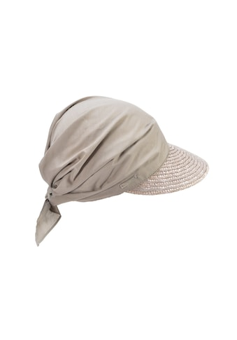 Seeberger Schirmmütze »Schirmmütze aus Strohborte 373036 - 0« kaufen