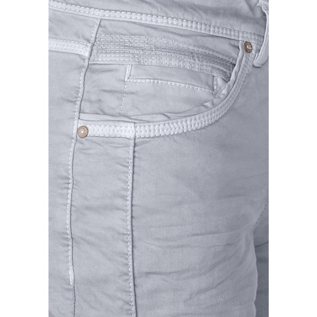 Cecil 7/8-Hose, 5-Pockets Style