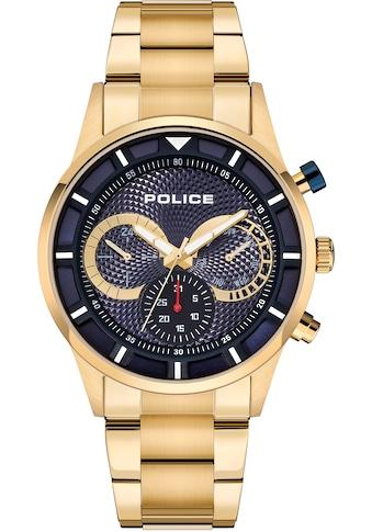 Police Multifunktionsuhr »DRIVER, PEWJK2014302« kaufen