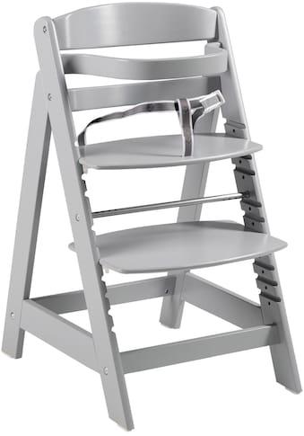 roba® Hochstuhl »Treppenhochstuhl Sit Up Click, taupe«, aus Holz kaufen